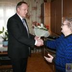 91 urodziny Pani Janiny Kaźmierczak (2)