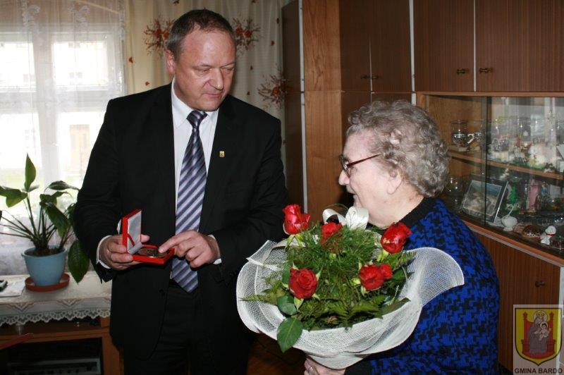 91 urodziny Pani Janiny Kaźmierczak (3)