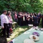 Fundacja Serce Barda - poświęcenie krzyża (8)