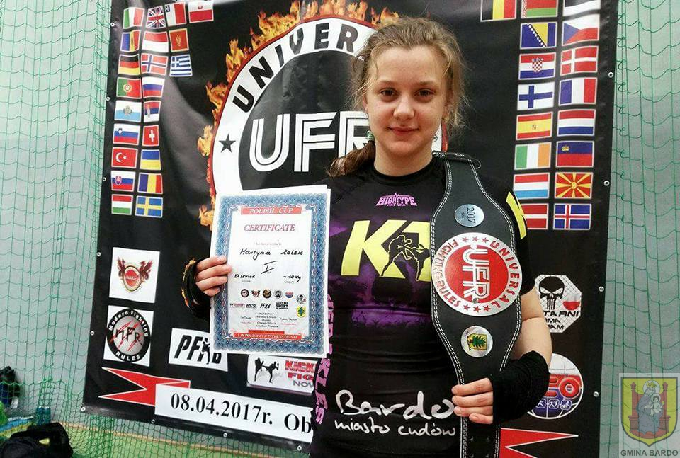 Martyna Zelek mistrzynią Polski (2)