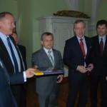 Minister Zdrojewski w Bardzie (3)