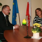 Spotkanie z bardzianką Agatą Nowacką (1)