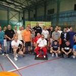 XI Otwarte Mistrzostwa w Wyciskaniu Sztangi Leżąc (2)