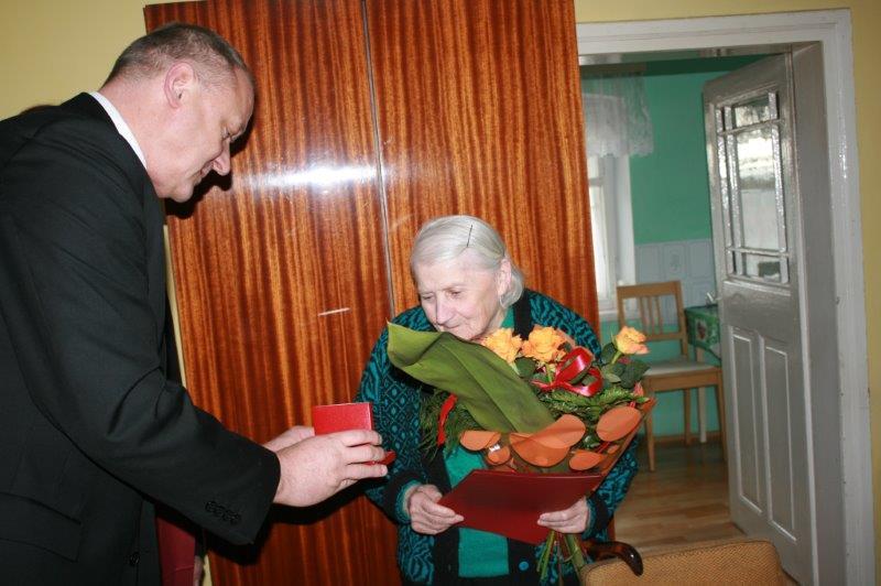 90 urodziny Pani Kamili Stachniuk (4)