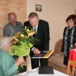 90 urodziny Pani Marianny Piotrowskiej (2)