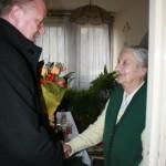 91 urodziny Pani Agnieszki Gołębiowskiej (1)