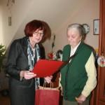 91 urodziny Pani Agnieszki Gołębiowskiej (2)