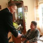 91 urodziny Pani Franciszki Kaczmarskiej (1)