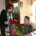 91 urodziny Pani Franciszki Kaczmarskiej (3)
