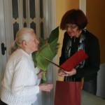 91 urodziny Pani Janiny Ćwikły (2)