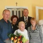 91 urodziny Pani Janiny Ćwikły (4)