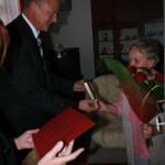 91 urodziny Pani Marianny Szymańskiej (1)