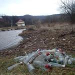 Akcja sprzątania rzeki (5)