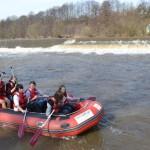 Dolnośląskie szkoły na spływie (10)