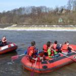 Dolnośląskie szkoły na spływie (11)