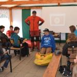 Dolnośląskie szkoły na spływie (2)