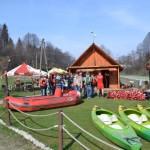 Dolnośląskie szkoły na spływie (3)