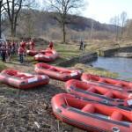 Dolnośląskie szkoły na spływie (5)