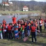 Dolnośląskie szkoły na spływie (6)