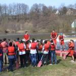 Dolnośląskie szkoły na spływie (7)