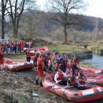 Dolnośląskie szkoły na spływie (9)