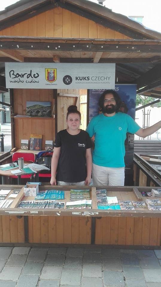 Gmina Bardo na Międzynarodowych Targach Turystyki w Opolu (1)
