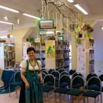 Lekcja biblioteczna w Przyłęku (2)