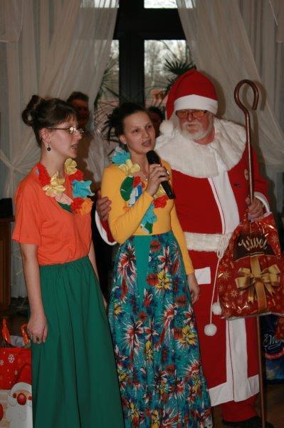 Mikołaj w DPS Zamek (11)