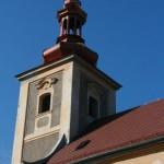 Nowy hełm wieży w Laskówce! (9)
