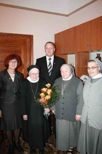 Urodziny Siostry Urszulanki Adeli Dubarek (11)
