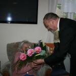 Wizyta urodzinowa u Pani Marii Wicherskiej (2)