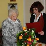 Wizyta urodzinowa u Pani Stanisławy Smółki (2)
