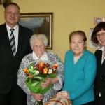 Wizyta urodzinowa u Pani Stanisławy Smółki (3)