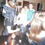 Zabawa andrzejkowa w Janowcu (10)