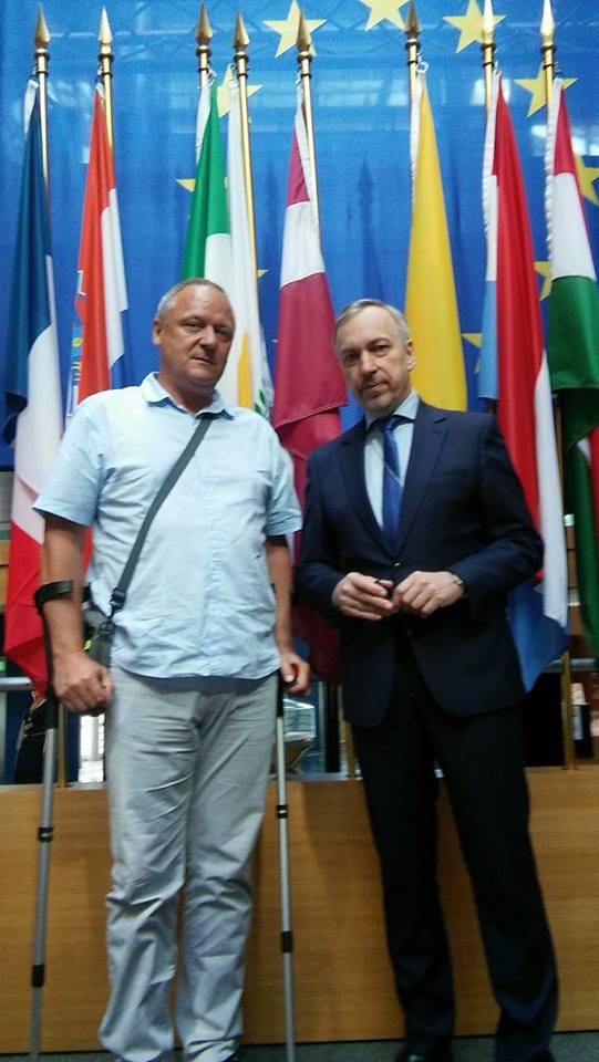 Delegacja do Strasburga (1)