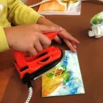 Malowanie żelazkiem (2)