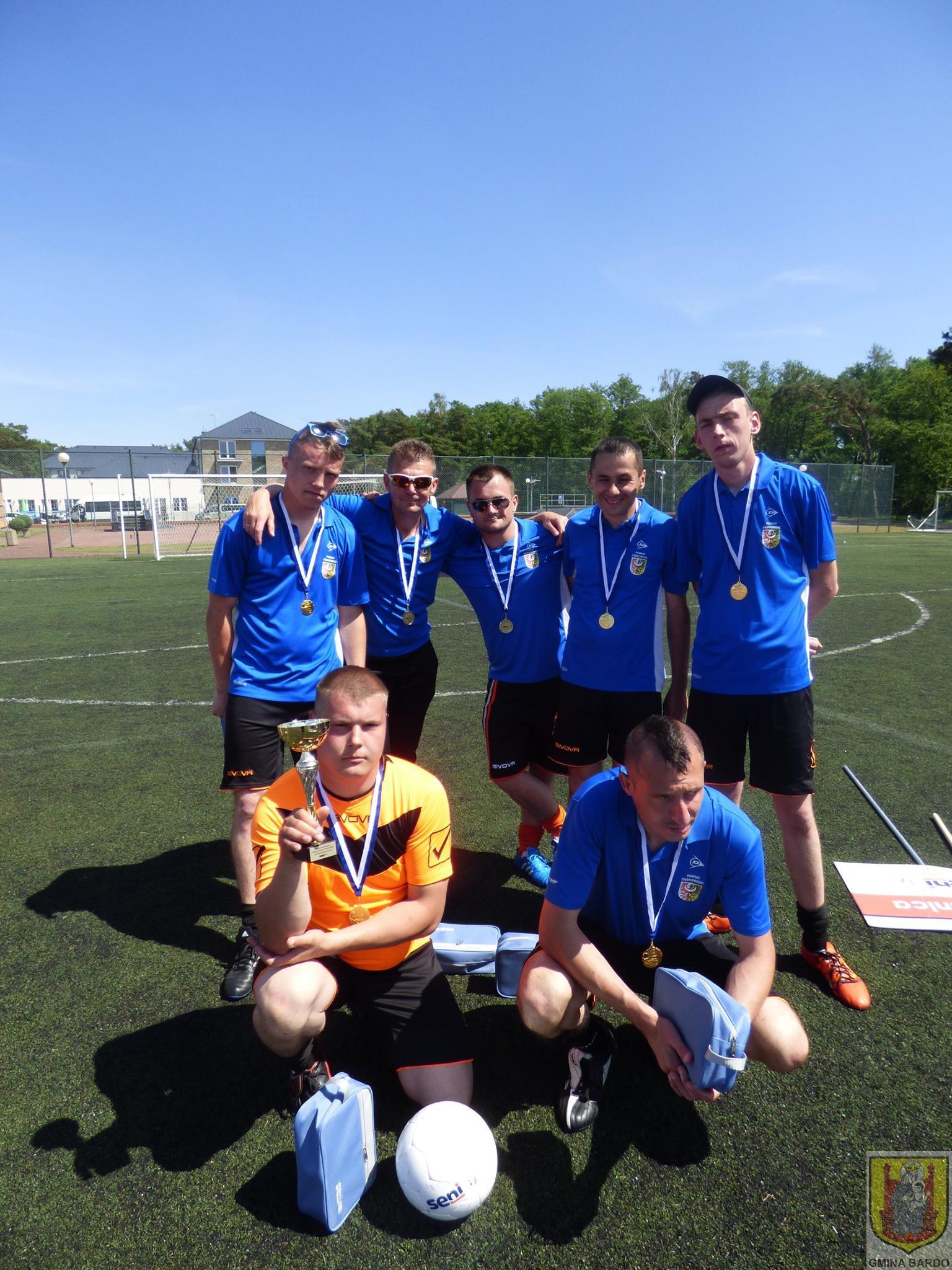Międzynarodowa Liga Piłki Nożnej Osób Niepełnosprawnych SENI CUP 2017 (5)