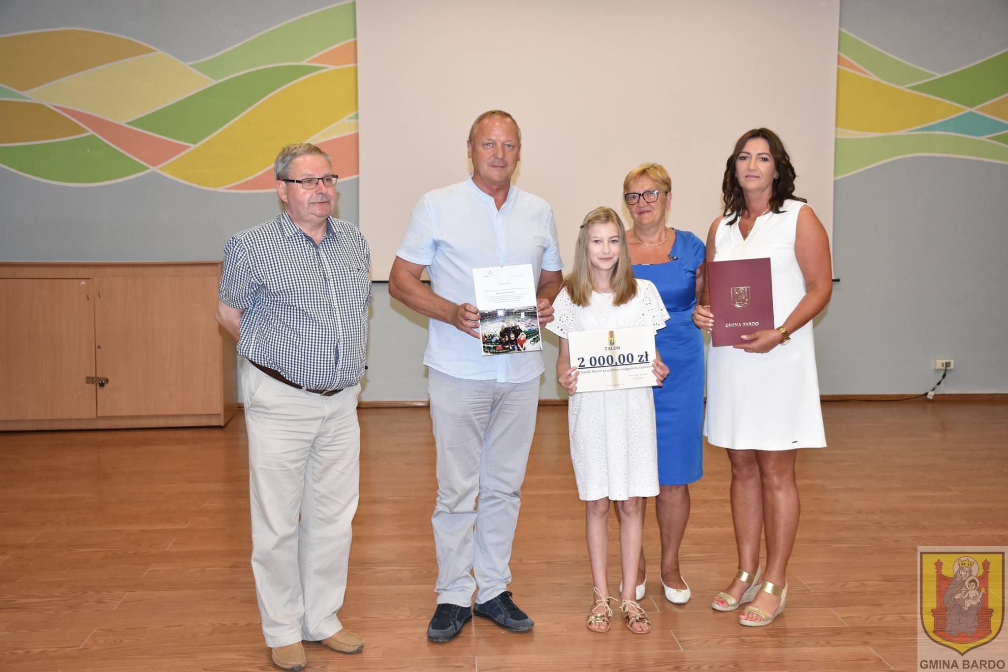 Nagroda dla Natalii Mosór (13)