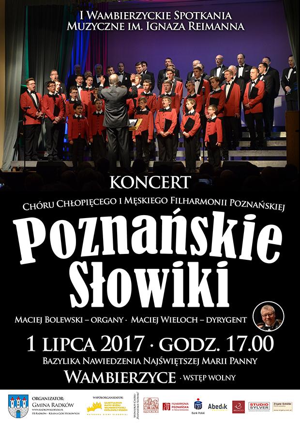 Poznańskie Słowiki w Wambierzycach