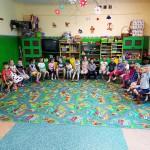 Wizyta strażaków w przedszkolu (34)