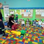 Wizyta strażaków w przedszkolu (37)