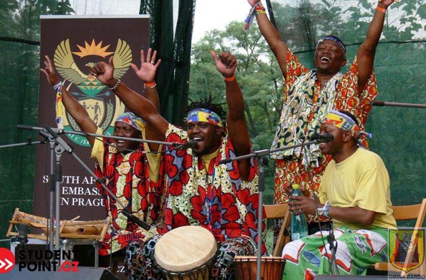 grupa afrykańska