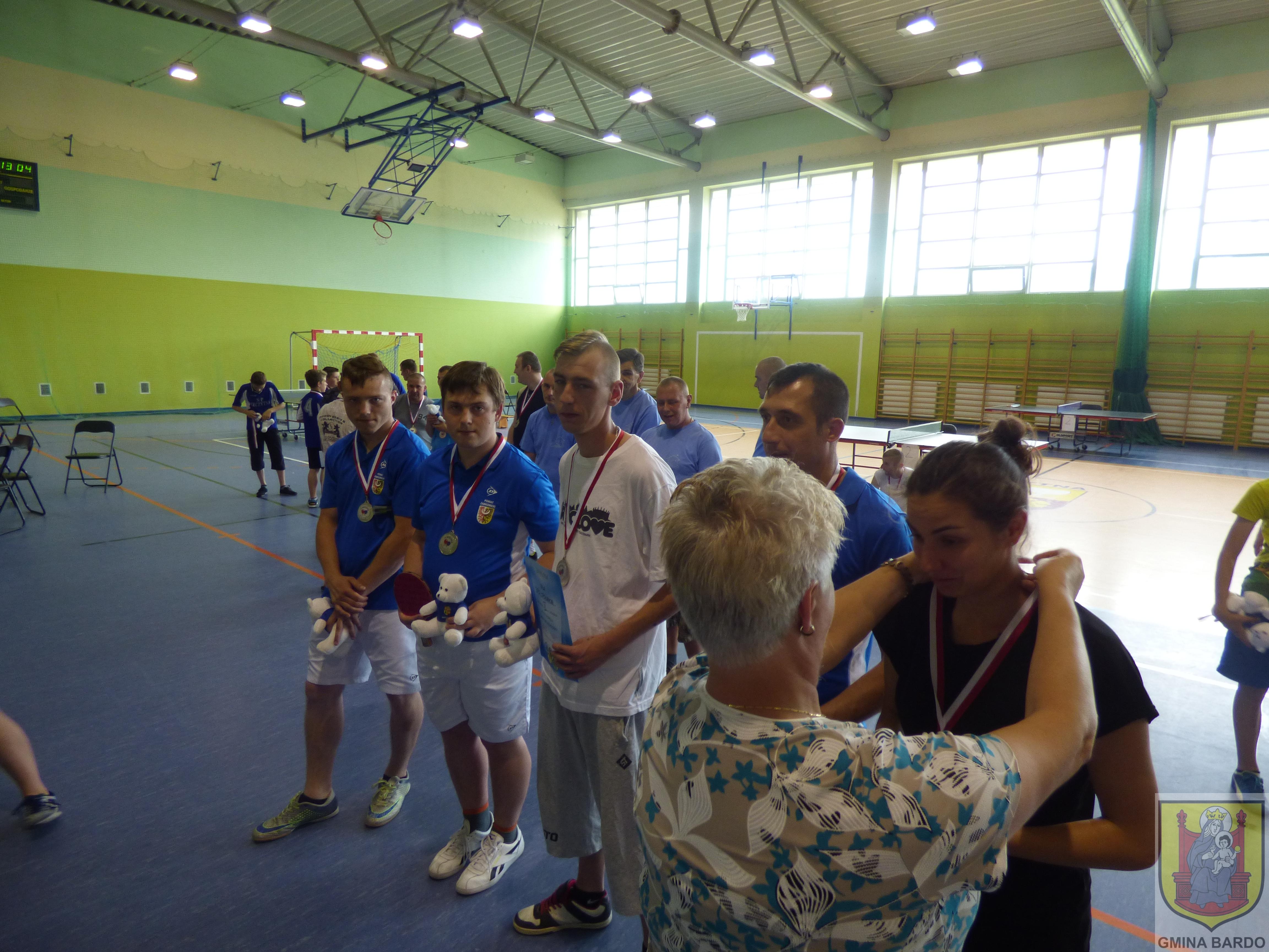 DPS Zamek na zawodach w tenisie stołowym (5)
