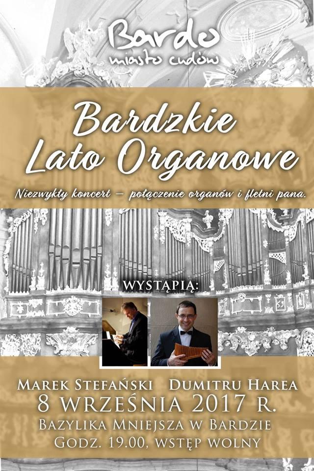 Ostatni koncert Bardzkiego Lata Organowego