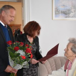 95 urodziny Pani Marianny Szymańskiej (1)
