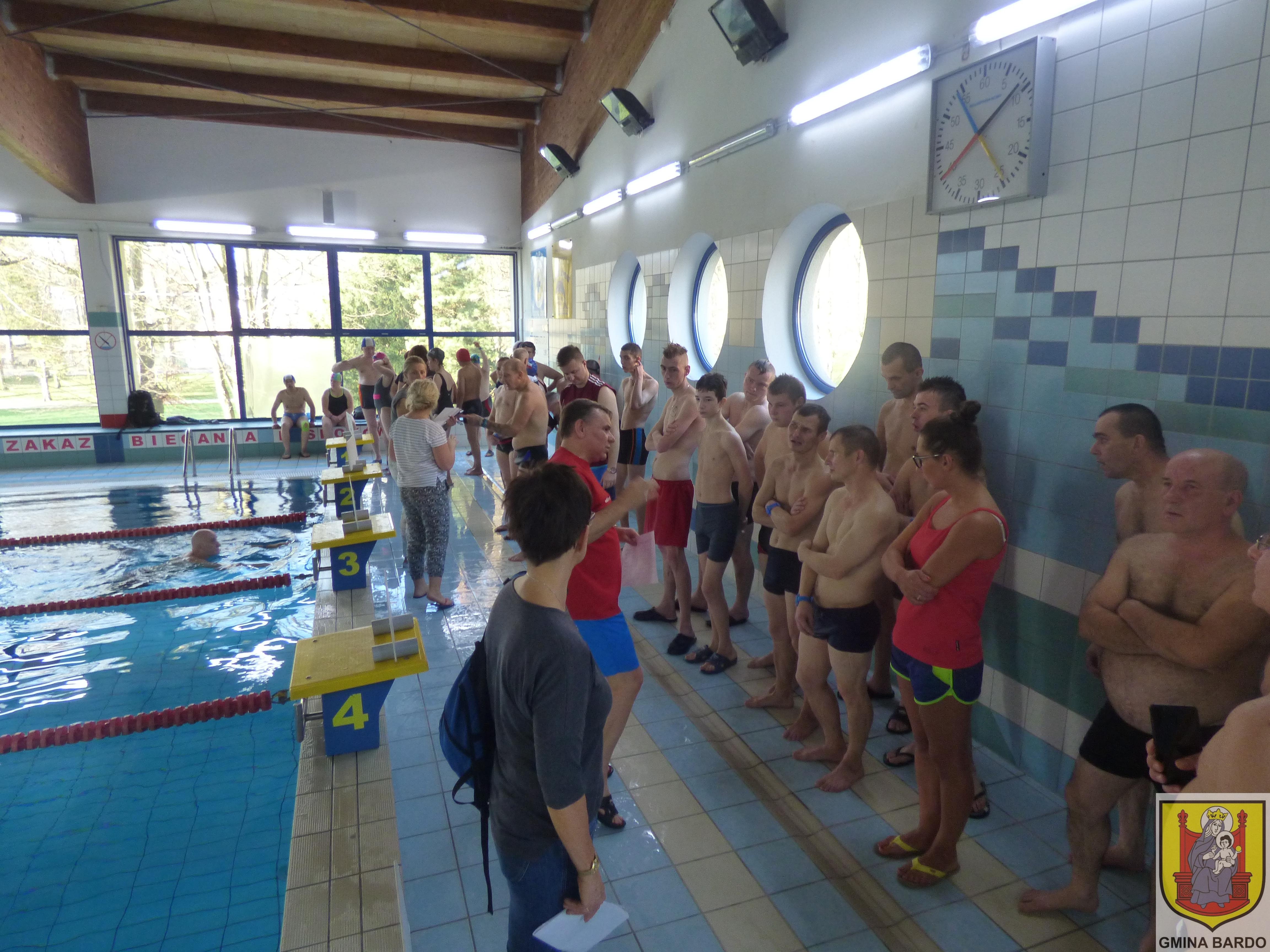 II Integracja Pływacka Podopiecznych DPS (3)