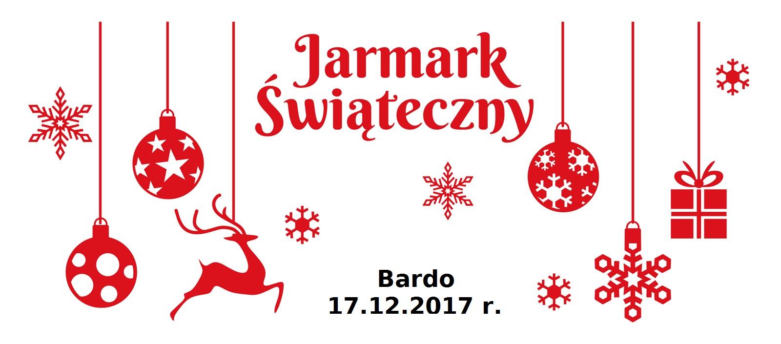 Jarmark Świąteczny 2017