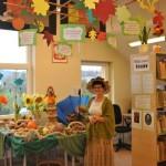Jesień w bibliotece (1)