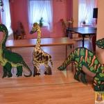 Potworów - dinozaury do parku (1)