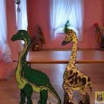 Potworów - dinozaury do parku (2)